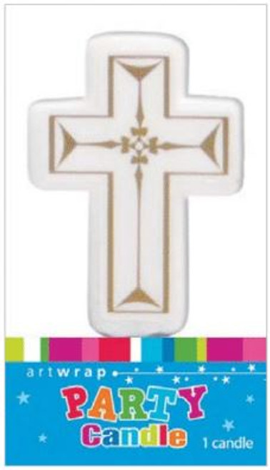 Formal Cross Party Candle