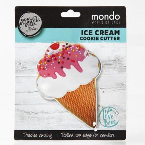 Mondo Ice Cream Cookie Cutter