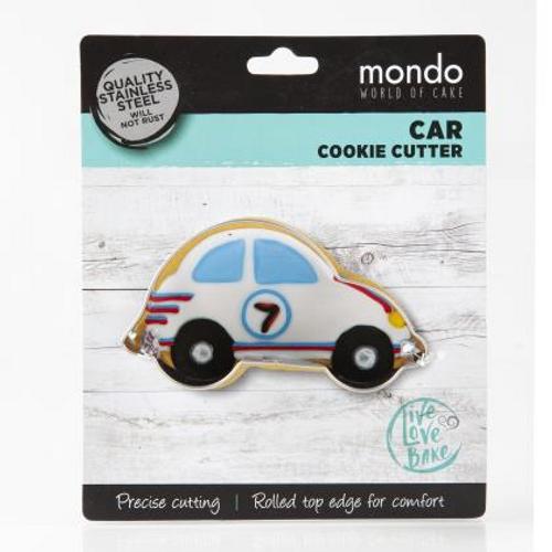Mondo Car Cookie Cutter