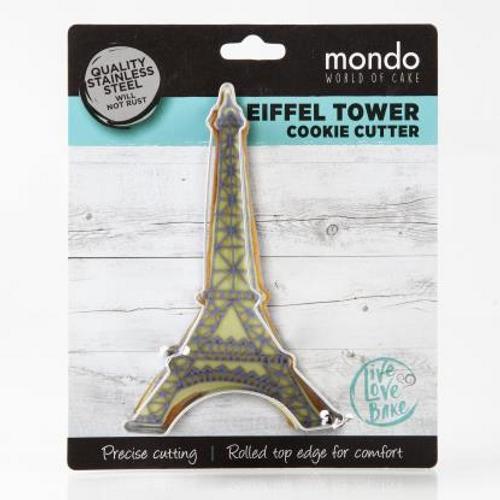 Mondo Eiffel Tower Cookie Cutter