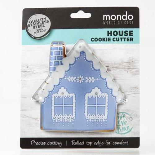 Mondo House Cookie Cutter