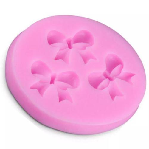Tiny Bows 3pc Silicone Mold