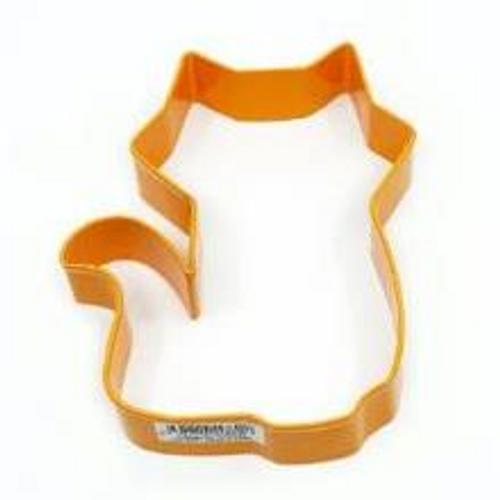 Large Fox Orange Cookie Cutter (Fox Run)