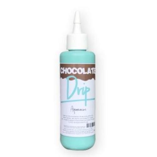 Chocolate Drip- AQUAMARINE