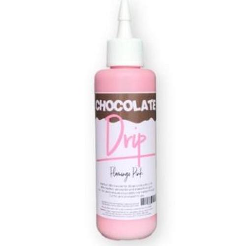 Chocolate Drip- FLAMINGO PINK