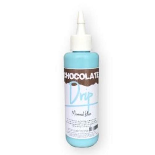 Chocolate Drip- MERMAID BLUE