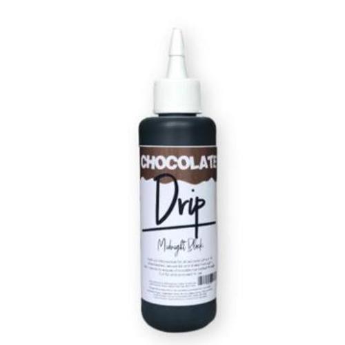 Chocolate Drip- MIDNIGHT BLACK