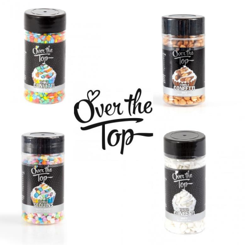 Over the Top Edible Confetti