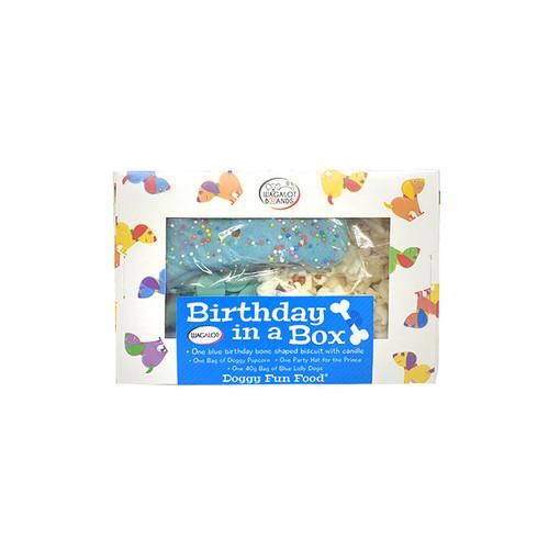 Birthday in a Box – Blue