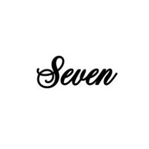 'Seven' Small Font EMBOSSER
