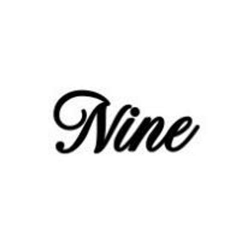 Small Font EMBOSSER - 'Nine'
