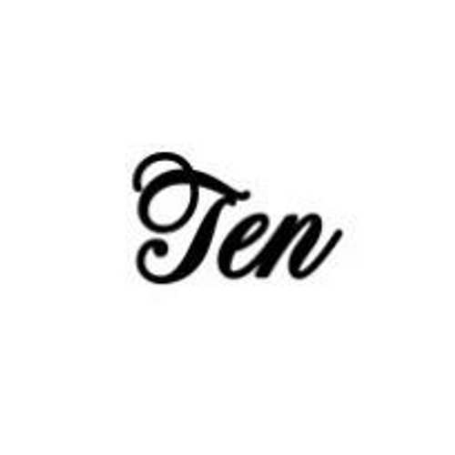 Small Font EMBOSSER - 'Ten'