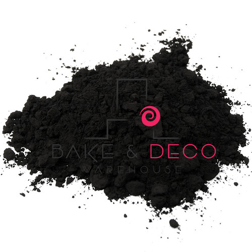 Premium Black Cocoa -  Bake and Deco Warehouse