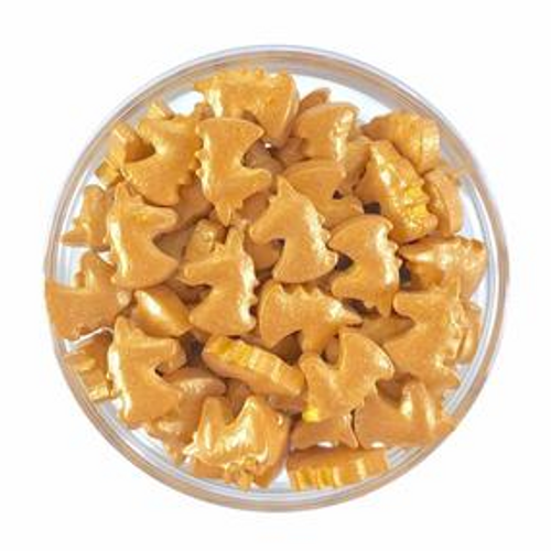 Unicorn Gold Sprinkles 100g
