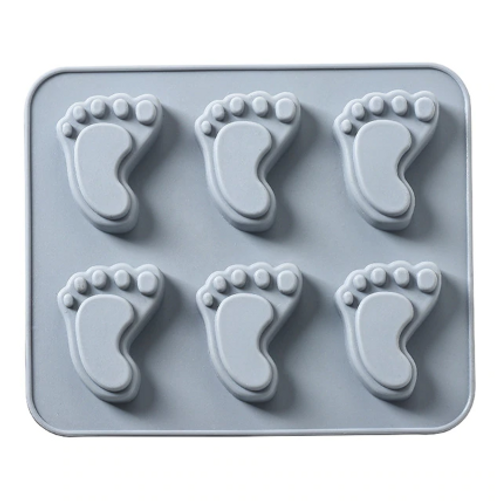 Silicone Chocolate Mold - FEET