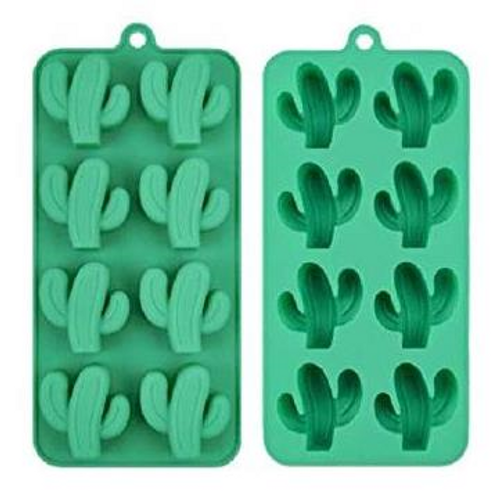 Silicone Chocolate Mold - CACTUS