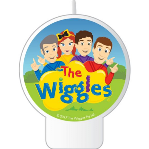 Birthday Candle - The Wiggles