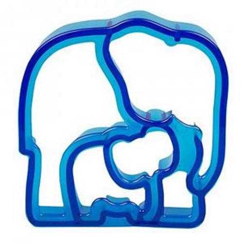 Themed Sandwich Cutters - ELEPHANTS
