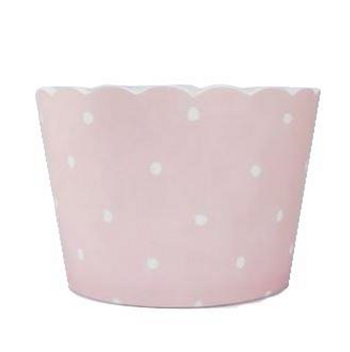 Shmick Baking Cups 25pk - Pink Dotty