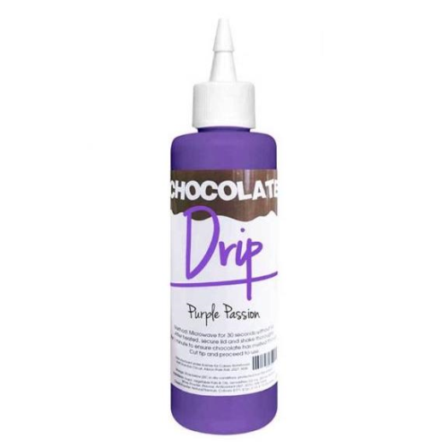 Chocolate Drip - PURPLE PASSION