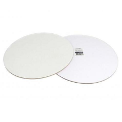 "Cake Slip Board White Round - 12"" / 30cm"