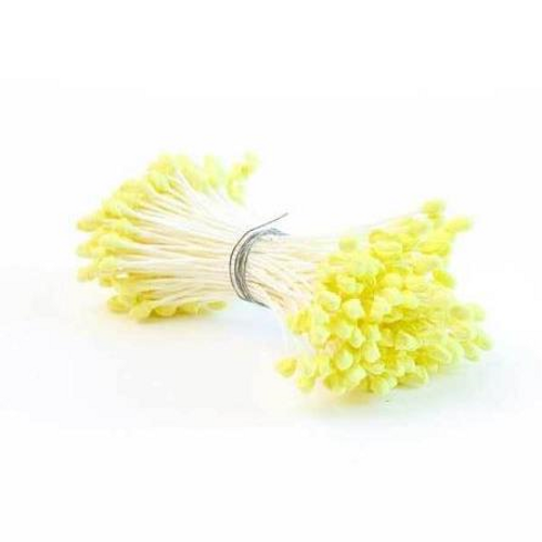 LOYAL Floral Stamens - HAMMERHEAD YELLOW
