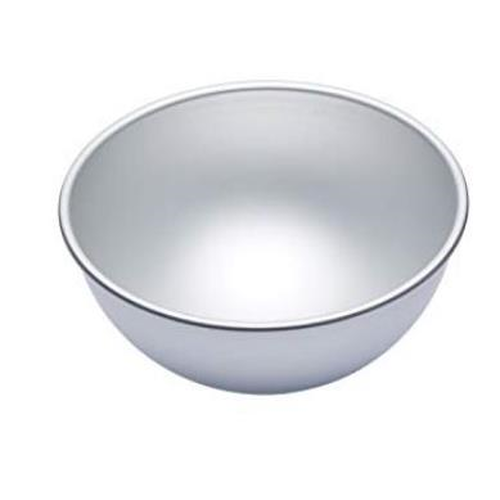 "Cake Tin Novelty - 6"" HEMISPHERE"