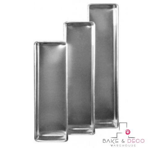 "Cake Tin Bar AUS MADE - 10"" x 3"""