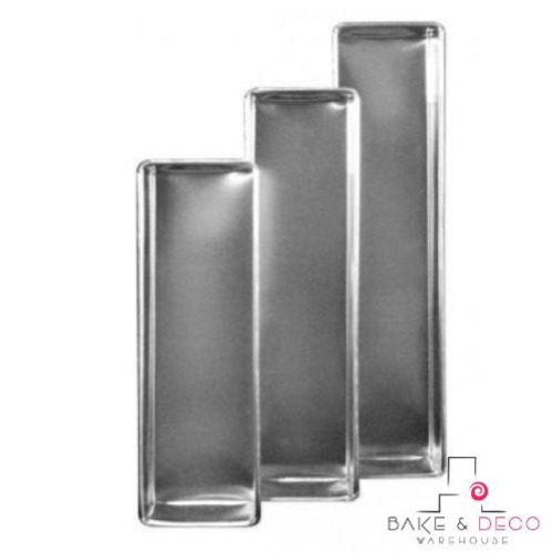 "Cake Tin Bar AUS MADE - 12"" x 3"""