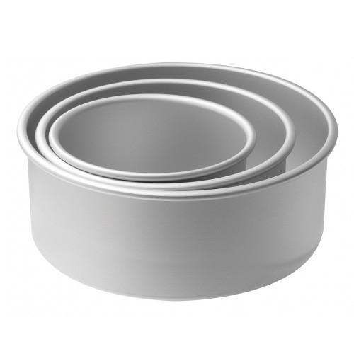 """Cake Tin Round MONDO - 12"""" x 4"""" DEEP"""