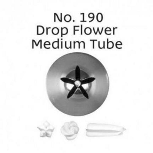 LOYAL NO. 190 DROP FLOWER MEDIUM TUBE