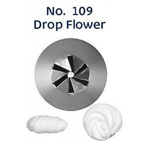 LOYAL NO. 109 DROP FLOWER MEDIUM TUBE