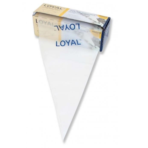 Disposable Piping Bags HACCP Certified 100pk LOYAL - 15""