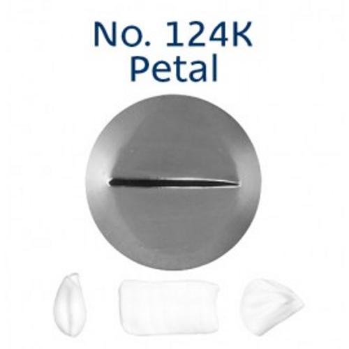 Piping Tip Rose / Petal - No.124K