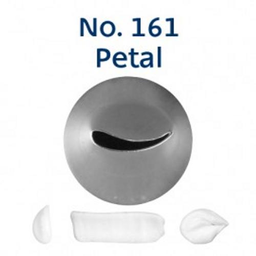 Piping Tip Rose / Petal - No.161