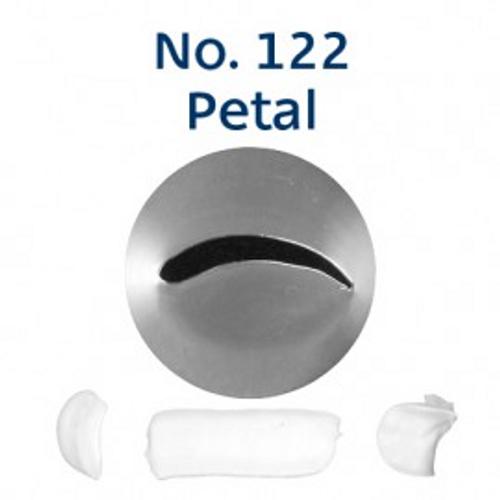 Piping Tip Rose / Petal - No.122