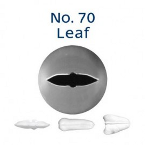 Piping Tip Leaf - No.70