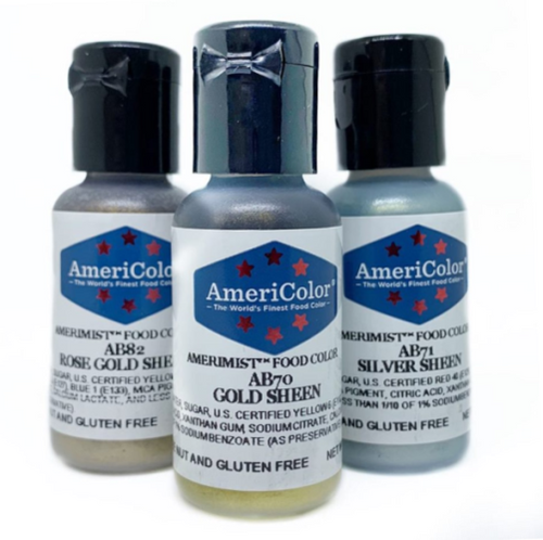 Amerimist  Metallic Sheen
