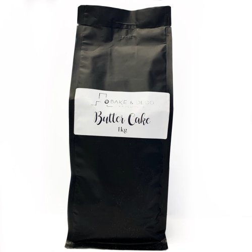 Cake Mix 1KG - BUTTER CAKE