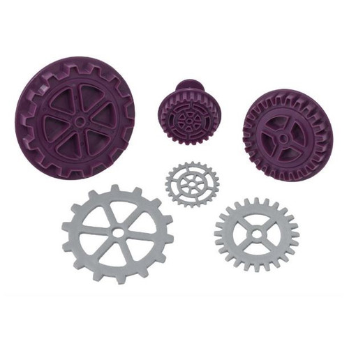 Plunger Cutters 3pc - STEAMPUNK GEARS