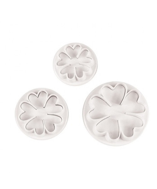 Plunger Cutter Set 3pc - PRIMROSE