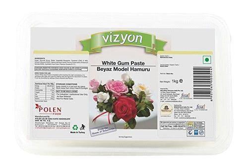 Vizyon Gum Paste