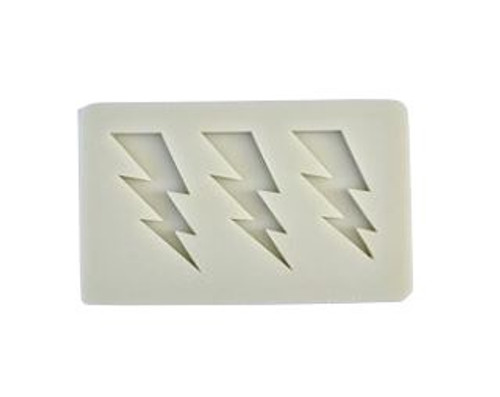 Silicone Mould -  LIGHTNING BOLT / FLASH
