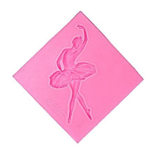 Silicone Mold - BALLERINA