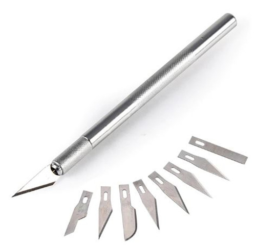 Craft Scalpel With Replacement Blades