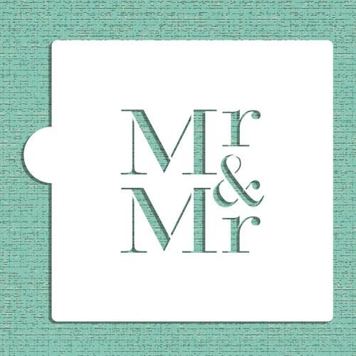 MR & MR - Stencil