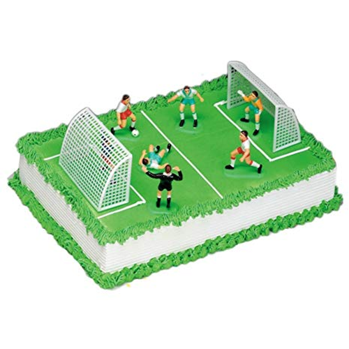 Cake Toppers - Soccer Kit