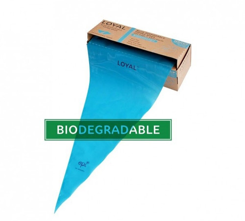Loyal Blue  Biodegradable Piping Bags 100 x 18in / 46cm