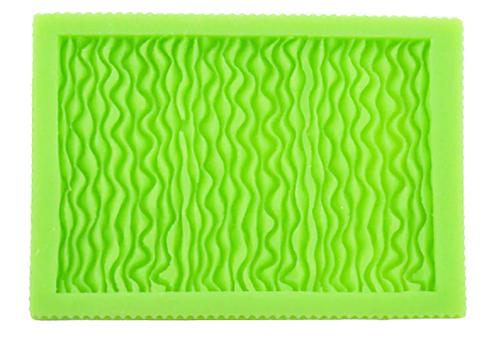 Silicone Mold - Skirt Ruffle