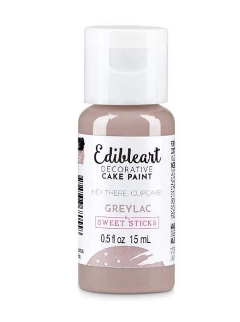 Edible Art Cake Paint by Sweet Sticks - GREYLAC